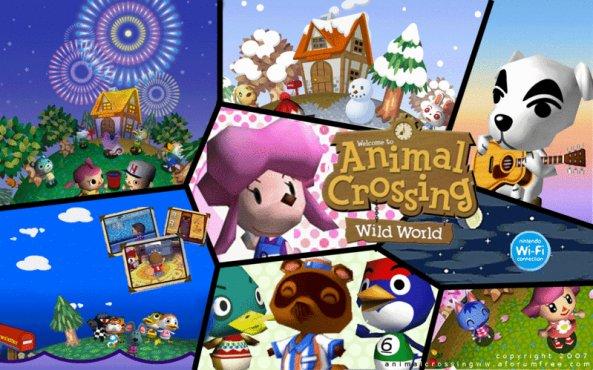 Astuces sur Animal Crossing Wii