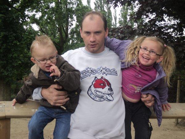 nous au zoo de baubeuge