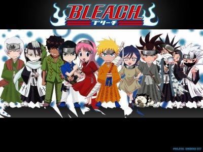 Naruto /versus/Bleach