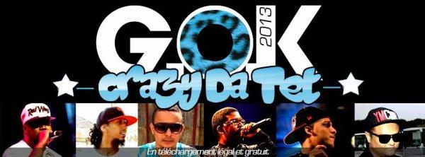 G.O.K-Crazy Da Tet ( KSM / D.Mad ) (2013)