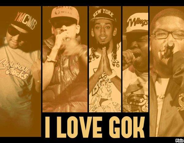 G.O.K-Mi aimerai tan (2013)