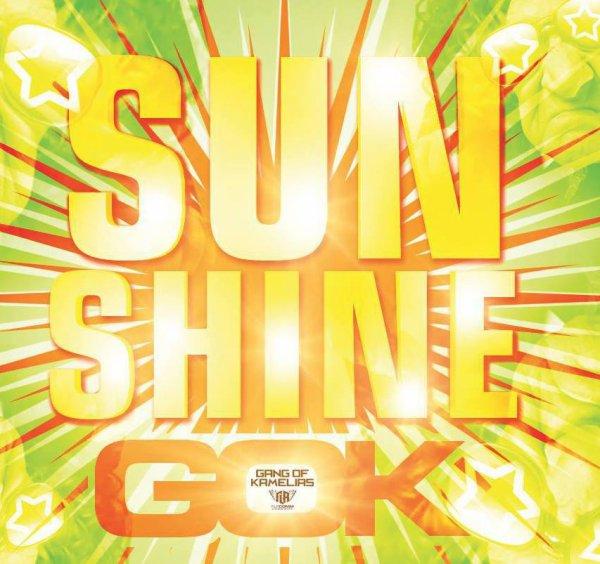 G.O.K - Sunshine (KSM/D.MAD) (2013)