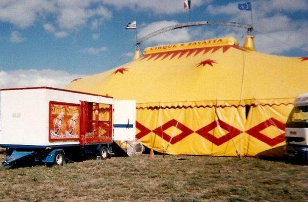 Le Grand Cirque William Zavatta 2004 (Direction G.Mordon )