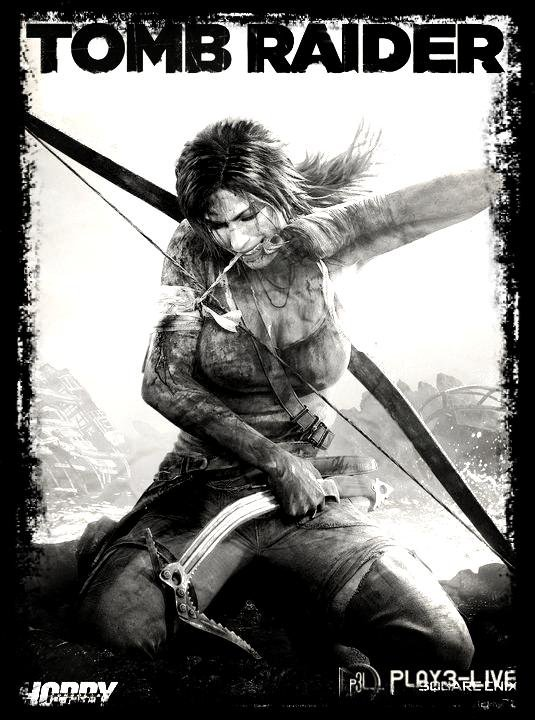 Lara Croft : Tomb raider 9