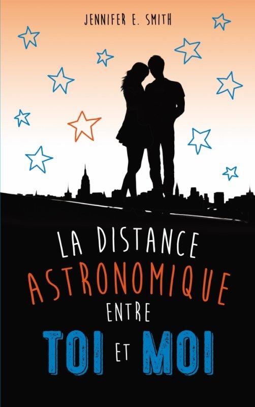 La distance astronomique entre toi et moi.