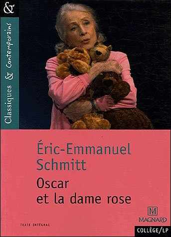 Oscar et la dame rose.