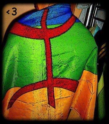 kabyle fiere de l'etre