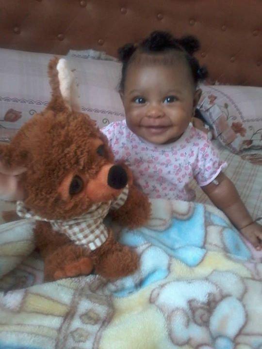 Ma petite fille