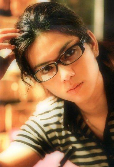 Lapinou à lunettes