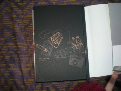 MON exemplaire de Pink to Gray ^o^