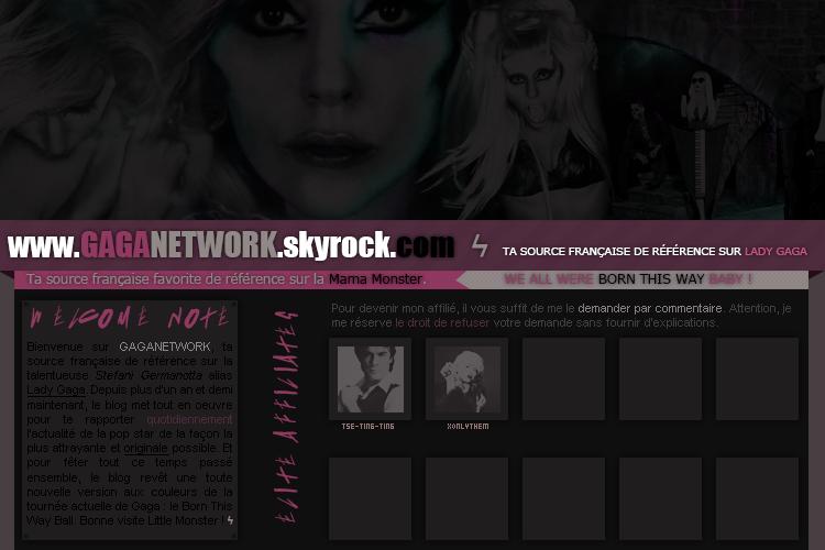Bienvenue sur Gaganetwork