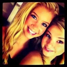 Ma grande soeur et moi <3