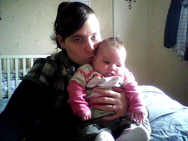 Ma fille plus ke tout o mOnde  ♥
