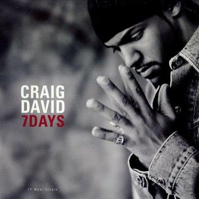 7 days  de Craig David  sur Skyrock