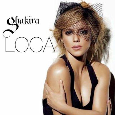 Loca  de Shakira feat. Dizzee Rascal  sur Skyrock