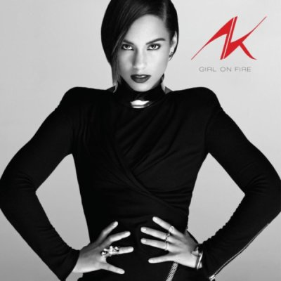Girl On Fire de Alicia Keys Feat. Nicky Minaj sur Skyrock