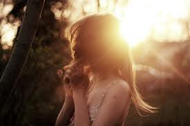 Peut-être que si je me balance assez haut dans le ciel, le monde ne sera plus le même ... ♥