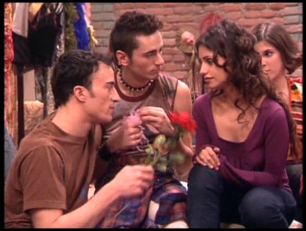 Saison 1 - Episode 6 : Les flèches de cupidon