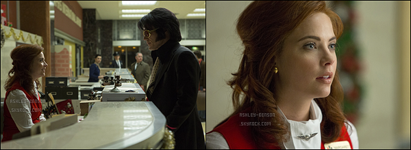 Découvrez des stills pour le film Chronically Metropolitain dans lequel Ash joue.