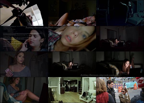 Découvrez une douzaine de stills promotionnels pour le film d'Ash, intitulé Ratter.