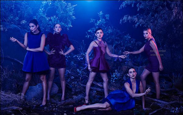 Découvrez un nouveau still promotionnel pour la saison 6 de Pretty Little Liars.
