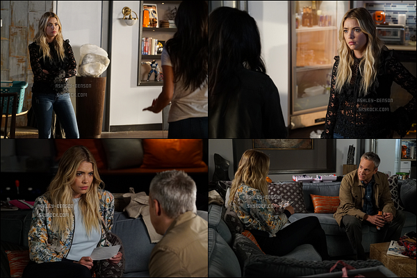 Découvrez ci-dessous quatre stills du 7x14 de Pretty Little Liars, intitulé Power Play. Cet épisode sera diffusé le mardi 09 mai sur la chaîne américaine Freeform et sera disponible en VOSTFR chez nous le lendemain. Avez-vous hâte ?