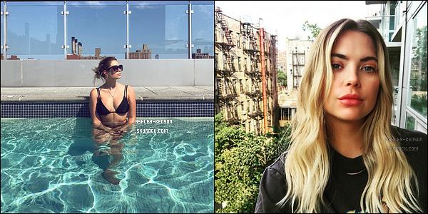Découvrez deux photos postées par notre sublime Ashley sur ses réseaux sociaux. Depuis qu'elle a déménagé à New York, les news se font de plus en plus rare. Ashley Benson tu nous manques beaucoup ainsi que tes sorties !