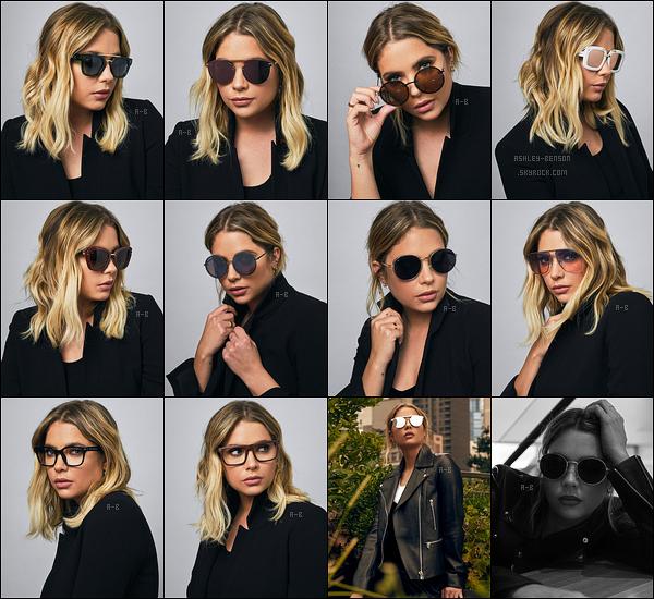 Shoot réalisé par Steven Taylor pour la nouvelle marque de lunettes Privé Revaux.