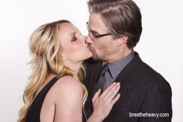 Cette fois c'est Britney et son futur mari Jason Trawick !