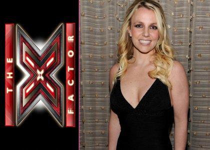 Britney juge de X Factor ?