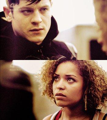 ■ Misfits : Simon & Alisha.