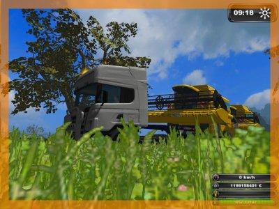me voila sur la route de ma nouvelle ferme