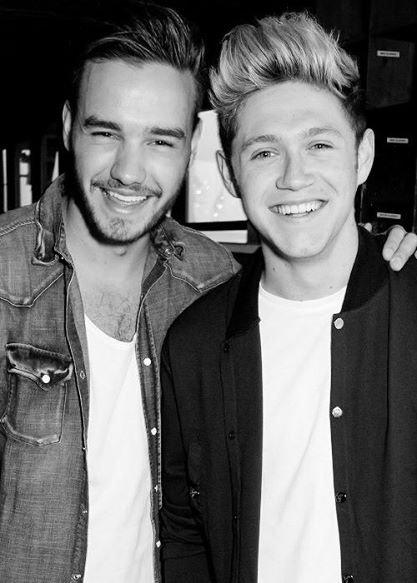 Liam et Niall ♥