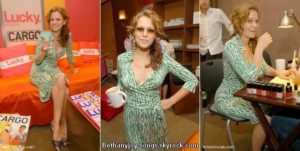 Sorties (19 et 25 Mai 2004)