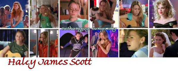 Haley James Scott (Juillet 2005)