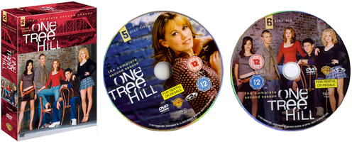 One Tree Hill DVD saison 2 (13 Septembre 2005)