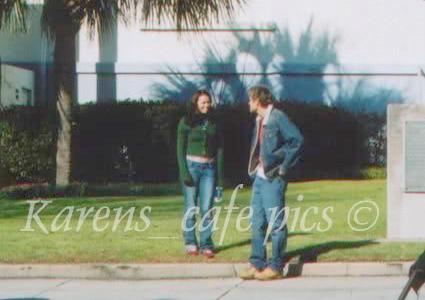 Tournage 118 (13 Fevrier 2004)