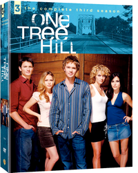 One Tree Hill DVD saison 3 (26 Septembre 2006)