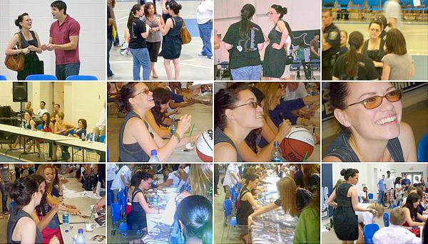 Match de basket de charité (26 Avril 2008)