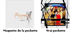 Création de Everly (3 Novembre 2008)