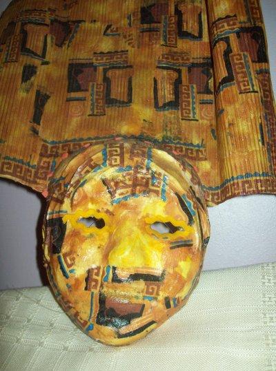 suite des créations masquées