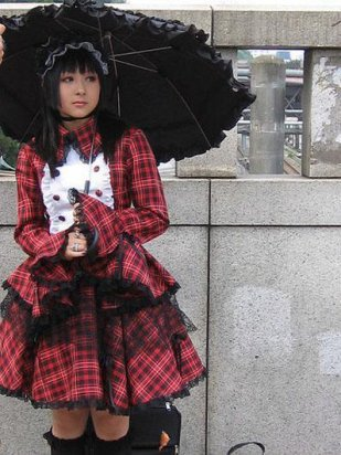 Mode : Gothic Lolita