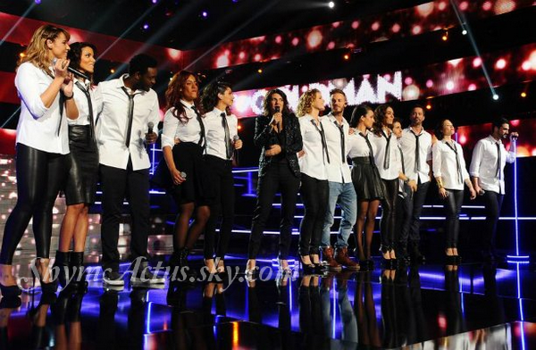 """Shy'm sera le 19/01/13 sur TF1 à 20h50 en compagnie de plusieurs artiste pour """"Ce soir on chante Goldman""""!"""