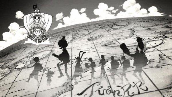 Quels sont vos préférés de One Piece?