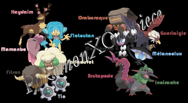 Votre signe astrologique Pokémon !