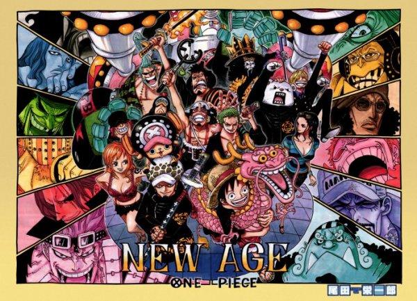 Un test avec les Chapeau de pailles de One Piece !