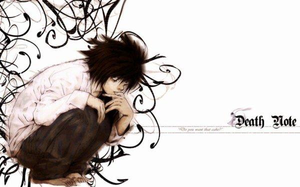Quel sont vos préférés dans Death Note ?