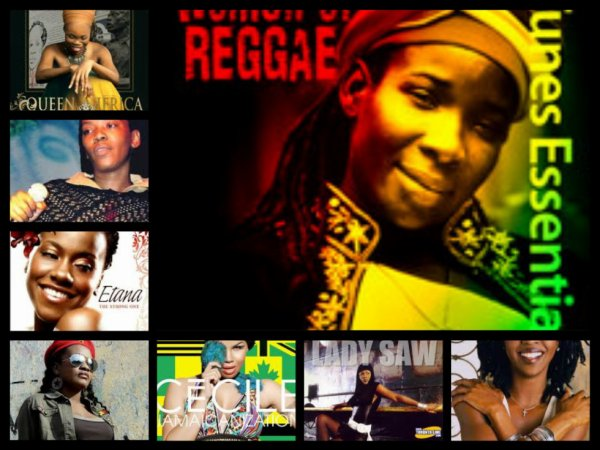 Favorite Female Reggae Artists