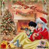 happy holidays inuyasha