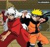 inuyasha VS Naruto